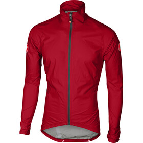 Castelli Emergency Veste Homme, red
